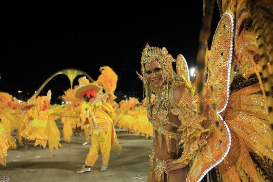 """BRASIL (V., 14 FEB 2014)       """" CARNAVAL DE RIO DE JANEIRO: DEL 28 DE FEBRERO AL 8 DE MARZO DE 2014 -- Rio Carnaval   Carnaval Date   RioCarnaval.Org"""