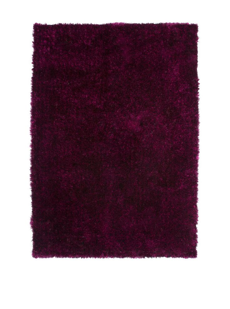 hochflor teppich shaggy diamond 700 violett schwarz mit glitzer effekt gr e 160x230cm http. Black Bedroom Furniture Sets. Home Design Ideas