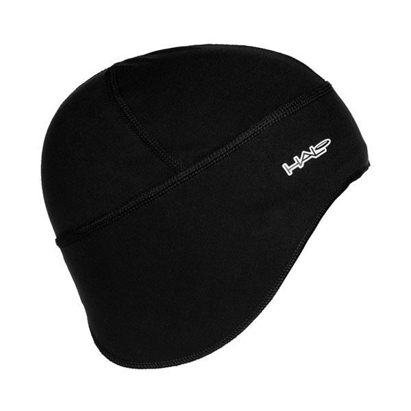 The Halo Anti-Freeze Skull Cap provides complete head and ear coverage designed for cold and windy weather. It Works great under helmets and the patented SweatBlock Seal channels sweat back and away from the eyes and face! #ReadySetGoFitness #Halo #SkullCap #AntiFreeze