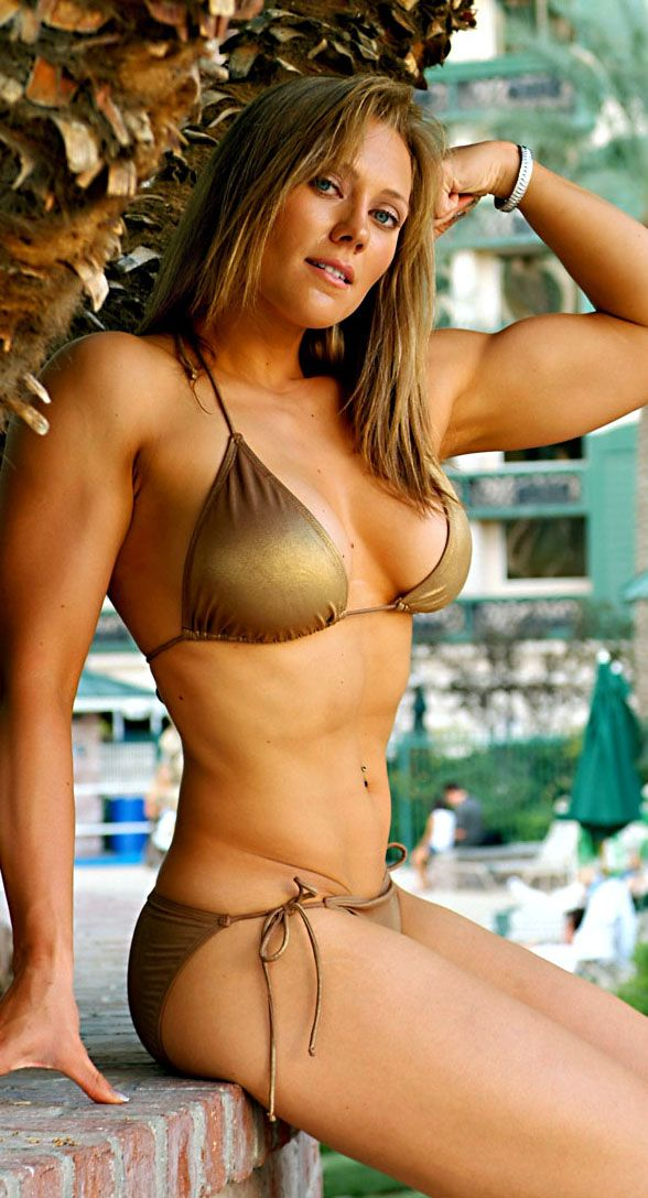 image Mature female bodybuilder wild kat and ebony muscle nadia