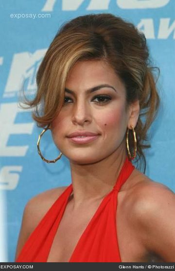 Eva Mendes- once took this picture to my hair appointment haha