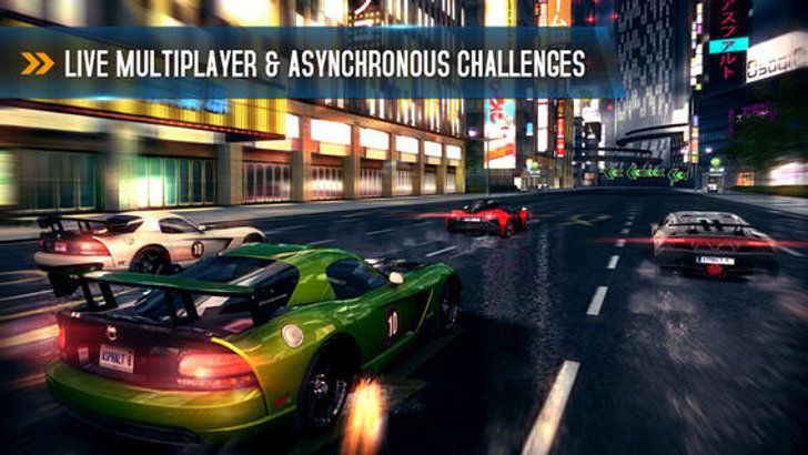 Asphalt 8: Airborne screenshot - Asphalt 8: Airborne Gets Twitch Integration - Softpedia