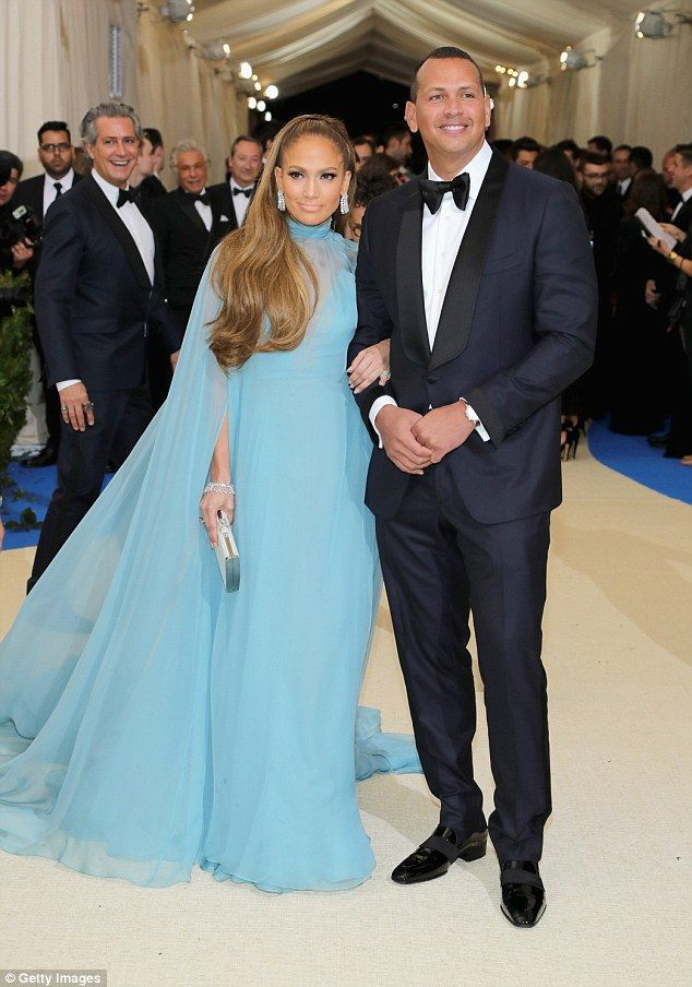 As far as red carpet debut go, they don't come much bigger than the Met Gala. Jennifer Lopez made her first public appearance with her baseball star beau Alex Rodriguez at this year's Met Gala.
