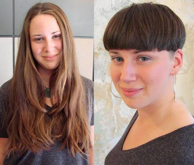 Haircut, headshave and bald fetish blog | for people who are bald fetish, haircut fetish fan or who want to see extreme hairstyles, bald beauty girls, shorn napes and short cuts for women. But please DO NOT disturb the girls only watch them! Most of the girls are not fetish models only beauties with hot hair or without hair.