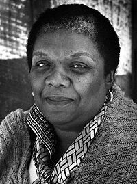children  when they ask you  why is your mama so funny  say  she is a poet  she don't have no sense    -- Lucille Clifton