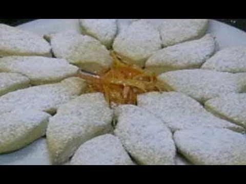 Galletitas de naranja