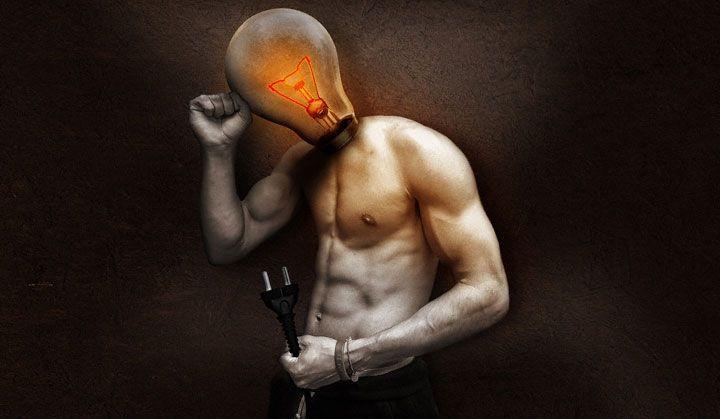Для больших свершений необходимо много жизненной энергии, основной источник которой находится в нашей голове.