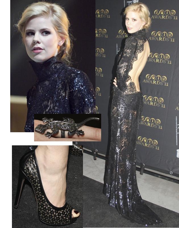 Zulu Awards 2011: Flotte kjoler - Star Style - Bazar