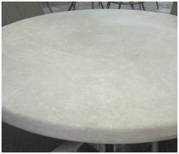 Travertine Tables | Patio Outlet Outdoor Patio Furniture