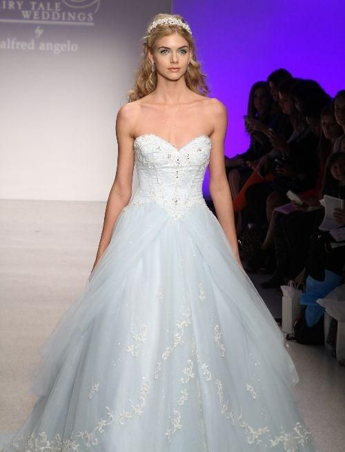 88 Cool Blue Wedding Dresses Ideas