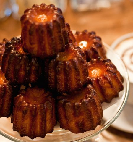 How to make canelés - on Epicurious.com