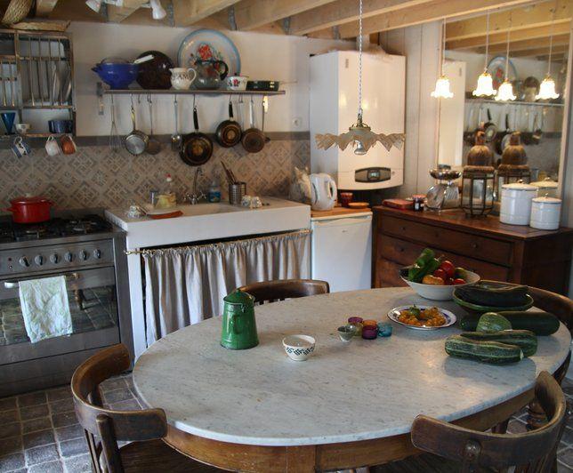 Les 61 meilleures images du tableau maison de campagne sur pinterest maison du monde maisons - Deco pour cuisine ...