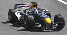 Klien (Red Bull) in practice at USGP 2005 - Red Bull Racing - Wikipedia