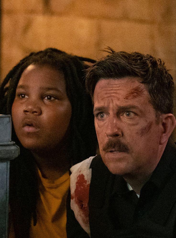 Netflixs coffee kareem is the odd buddy cop movie we