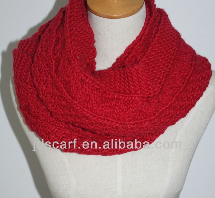 Knitting Pattern For Snood Scarf : Knitting Free Pattern Scarf And Snood Ksa-025# scarf Knit ...