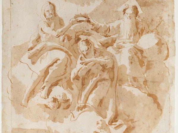 Giambattista Tiepolo, Incoronazione della Vergine