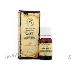 NATURALNY OLEJEK PACZULOWY AROMATIKA (PACZULI), PATCHOULI, 5 ml - 100 % eteryczny
