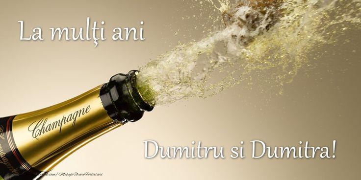 Dumitru si Dumitra