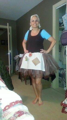My 10k running costume for Princess 2015!  Cinderella in rags!