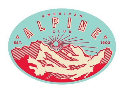Alpine Club...we don't have enough cloth patches in our life anymore!