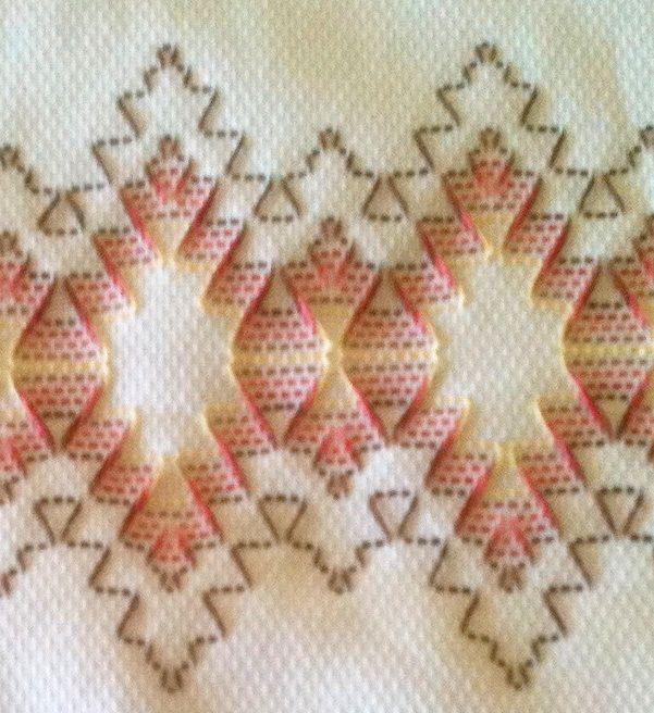 Huck Towel Embroidery (Swedish Weaving) How-to