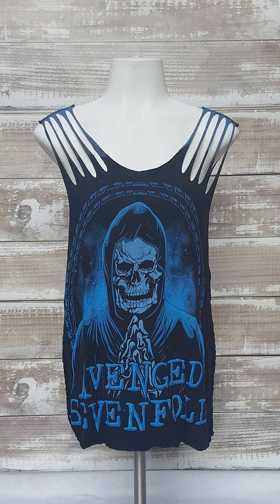 Avenged Sevenfold Custom Tank Top