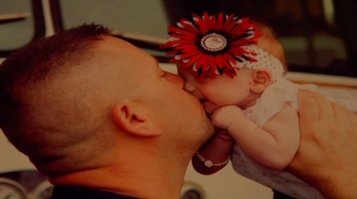 Firefighter Adopts Baby Girl He Delivered On Emergency Call - BB4SP