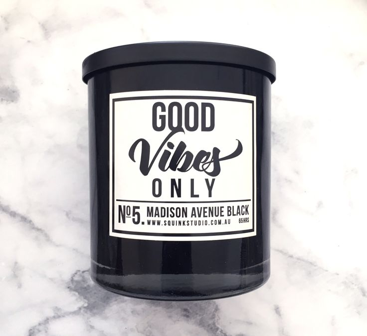 XL 65hr - Good Vibes Candle