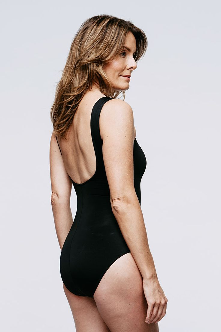 Lullebiegga Svalbard swimsuit (post-mastectomy swimwear, excellent in supporting a breast prosthesis or two)