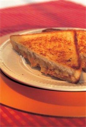 ELVIS PRESLEY'S FRIED PEANUT-BUTTER AND BANANA SANDWICH | Recipes | Nigella Lawson