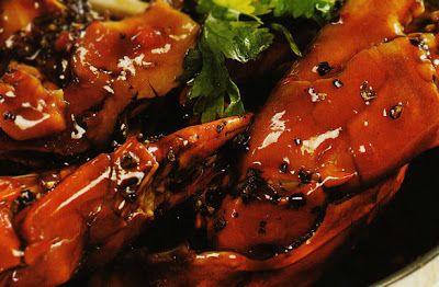 PERGIPEDIA  - Kepiting Lada Hitam Kuliner Khas Balikpapan Yang Menggigit…