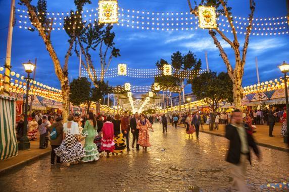 #FeriadeAbril ( #Sevilla)