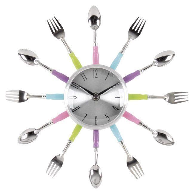 Metal wall clock! www.inart.com