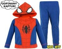 Piżama Spiderman www.kidshits.pl