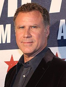 Will Ferrell-worked a scene as background with him in Anchorman 2.  I played a patron at Sea World watching a dolphin show, June 2013.  We shook hands and I told him it was nice to meet him. Very nice guy! I got to meet Elf! LOL!