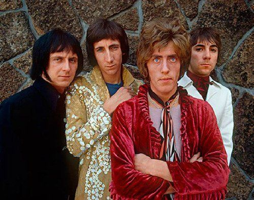 Rock N Roll Pictures @RockNRollPics The Who in San Francisco, 1967.  Jim Marshall