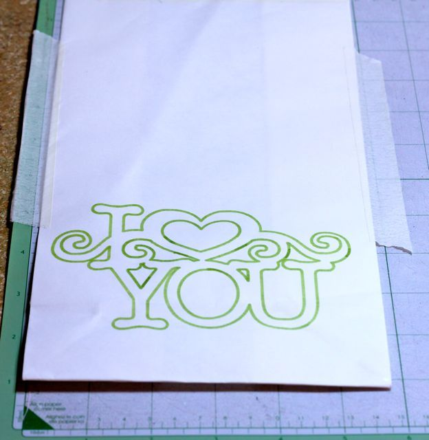 Simple way to make an embroidery transfer with a Cricut.  Wonder if this would work with Silhouette?