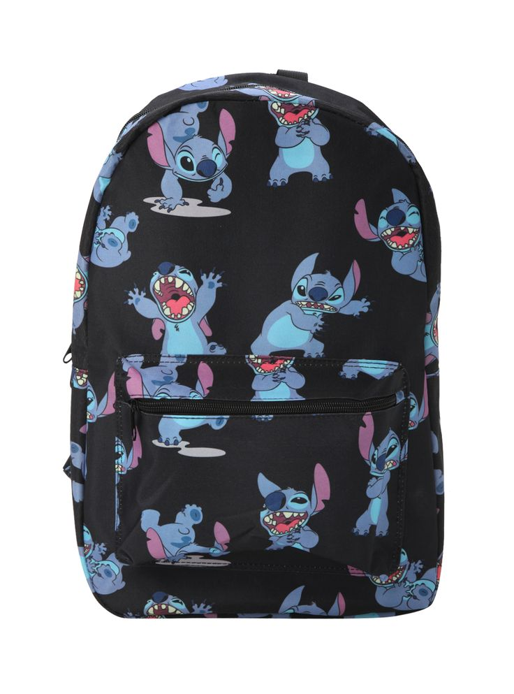 Disney Lilo & Stitch Print Backpack | Hot Topic