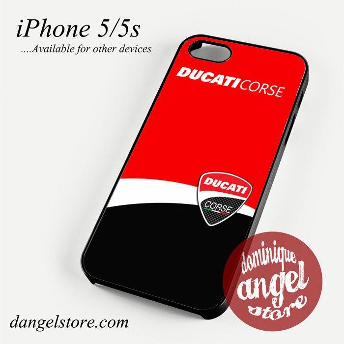 ducati corse Phone case for iPhone 4/4s/5/5c/5s/6/6 plus