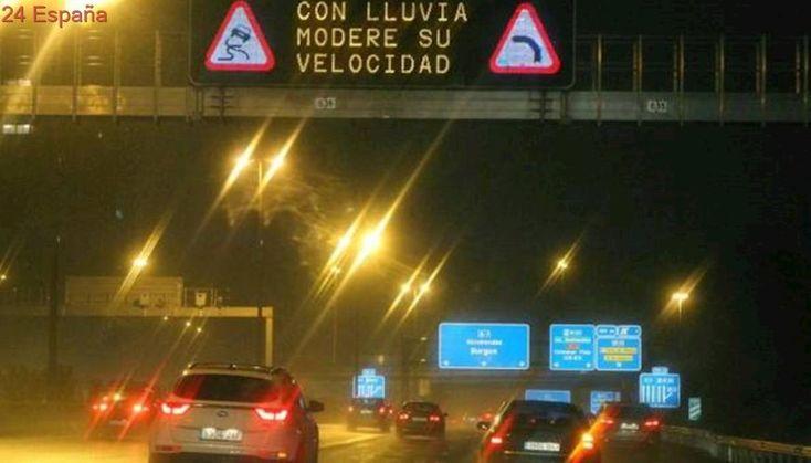 Alerta amarilla por lluvia y fuertes rachas de viento en Madrid