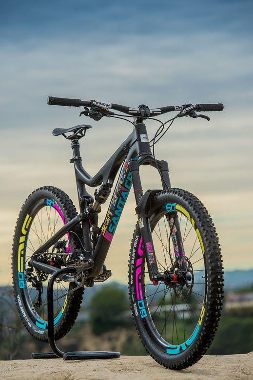 View Vital MTB member Troydon_Murison's mountain bike check 'Custom Santa Cruz Bronson '.