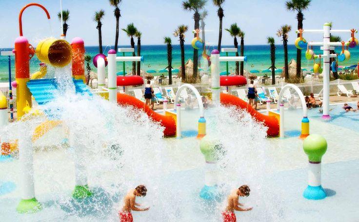 Holiday Inn Resort - Panama City Beach Hotel - Beachfront Family Resort