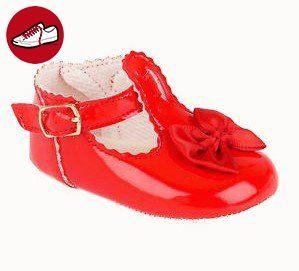 Early Days , Baby Mädchen Lauflernschuhe, Rot - rot - Größe: 3 UK / 12-18 Mo. - Kinder sneaker und lauflernschuhe (*Partner-Link)