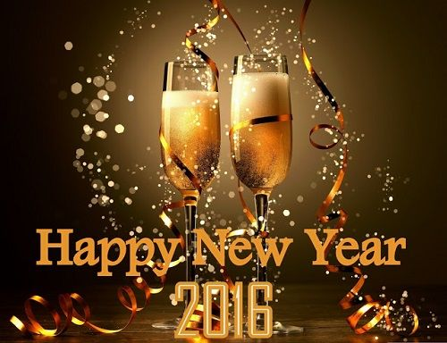 Latest happy new year quotes 2016