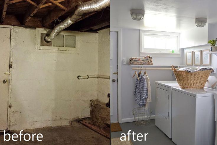 32 best images about laundry on pinterest laundry sorter paint basement walls satin or eggshell paint basement walls cost