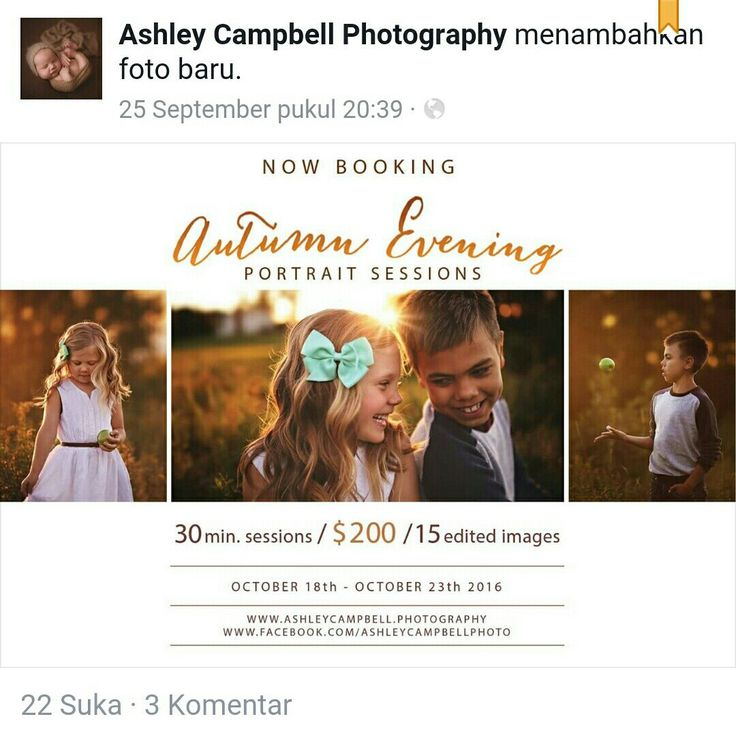 Georgeous creation using our fall mini session template. You can use for holiday too, just call us for cuatomize the title! Beautiful shot from Campbell Photography. We wish u success with your session! Good luck!