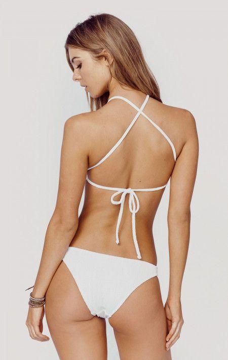 Made by dawn coral bikini bottom