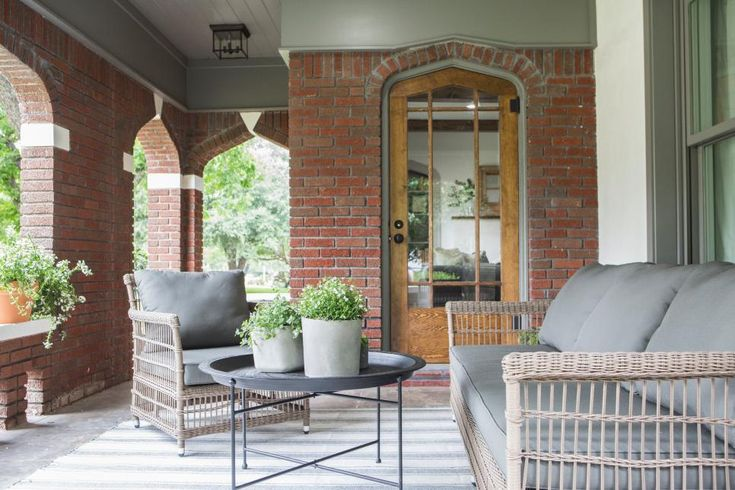 Chip and Joanna help a couple with a new baby upgrade a 1927 brick Tudor, making it modern and family-friendly while retaining and enhancing its classic charm.