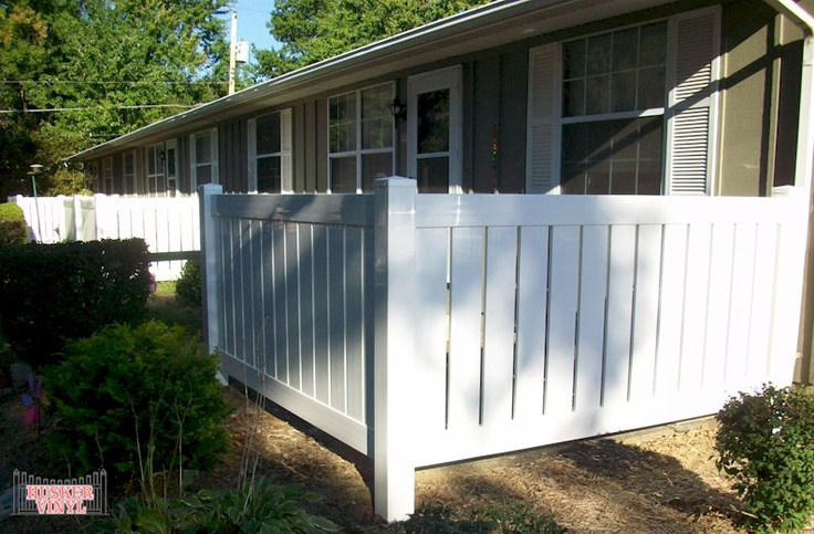 78 Best Images About Front Yard On Pinterest Vinyls Picket Fences And Fence Ideas