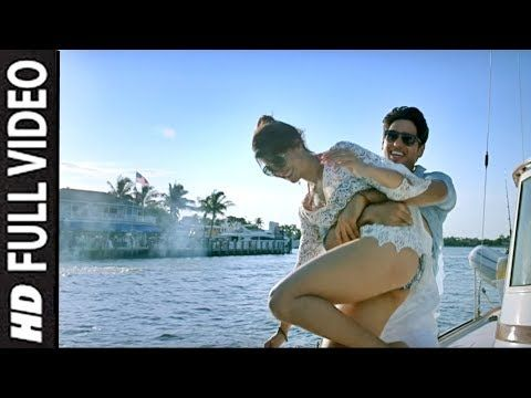 Tere Naal - A Gentleman Movie Full Video Song | Arijit Singh |  Sidharth | Jacqueline  | 2017 - YouTube